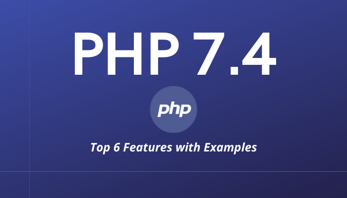 Added support for PHP 7.4